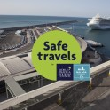 Malaga Cruise Port got accredited as safe infrastructures preventing covid-19 at the international level